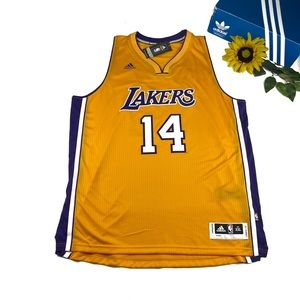 NWT $110 Lakers Brandon Ingram adidas Jersey LA